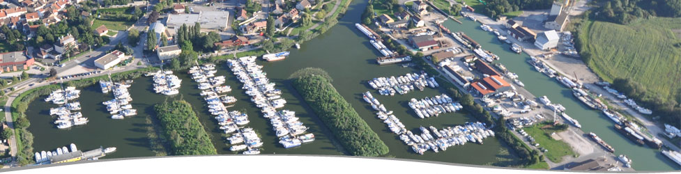 Mooring - Marinas in Burgundy