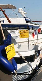 Sale of new and used boats
