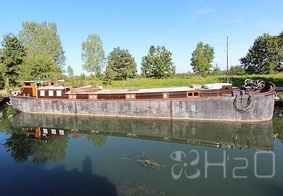 Barge - Unconverted Barge Inconnu for sale