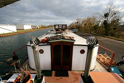 Barge - Unconverted Barge NC for sale