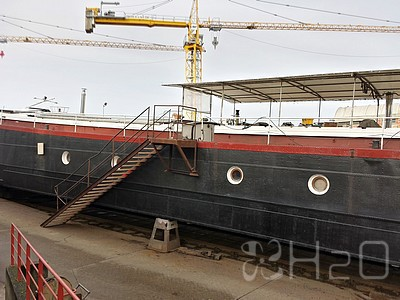 Barge - Unconverted Barge Chantier Cruybeke for sale