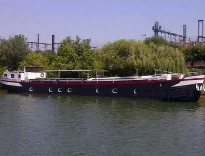 Barge Chantier Cruybeke for sale