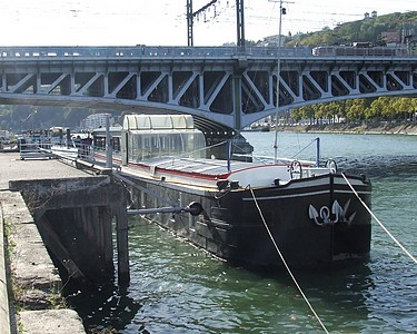 Barge - Unconverted Barge Duteil for sale