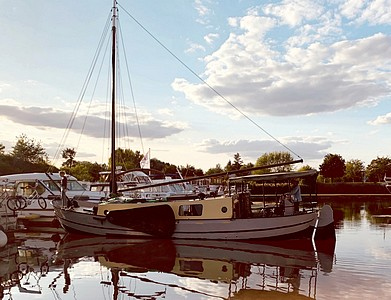 Sailing Boats - Barge NC for sale