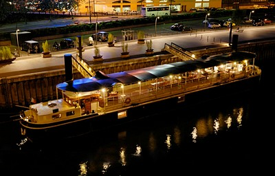 barge---passenger-vessels---restaurant-boats for sale