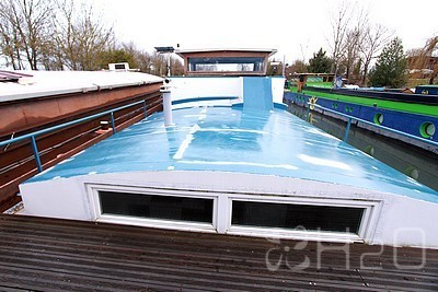 Barge - Unconverted Barge Saard Luisental for sale