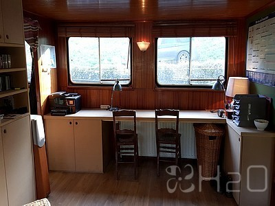 Barge - Passenger Vessels - Restaurant Boats Zaandam NL for sale