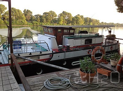 Barge - Unconverted Barge Michot BE for sale