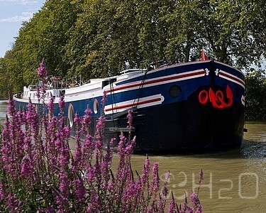 Barge - Hotel Barges Chantier Michot for sale
