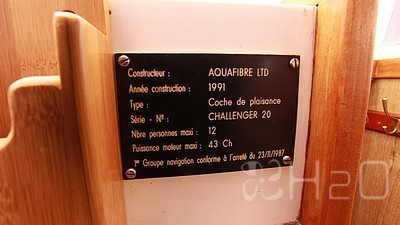 Motor Cruisers Aquafibre LTD for sale