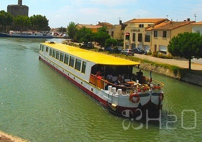 Barge - Passenger Vessels - Hotel Barges Forges de Strasbourg for sale