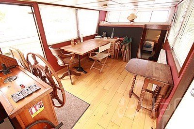 Barge - Unconverted Barge Hollande for sale