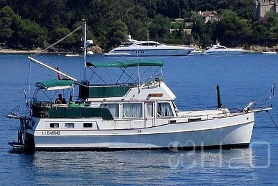 Motor Cruisers Grand Banks for sale