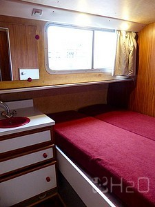Barge - Motor Cruisers Locaboat for sale