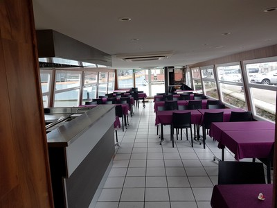 Barge - Passenger Vessels - Restaurant Boats Sagem for sale