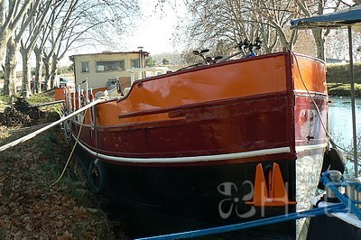 Barge - Unconverted Barge Hoogezand NL for sale