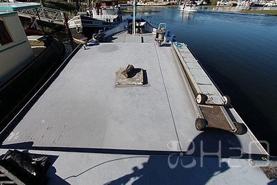 Barge - Unconverted Barge Vier Gebroeders for sale