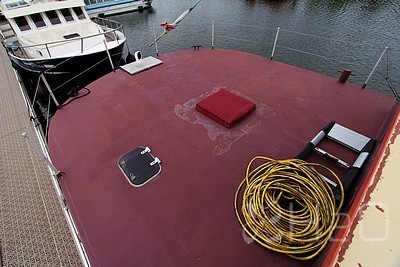 Barge - Unconverted Barge CNA Yachting for sale