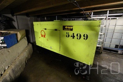 Barge Debacker Miel for sale