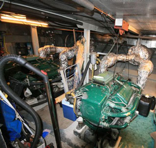 Barge - Unconverted Barge Marina Ruenthe for sale