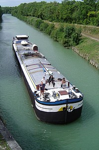 Barge - Freycinet Chantier de Peronnes for sale