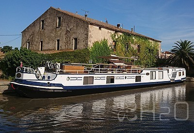 Barge - Hotel Barges Heysman for sale