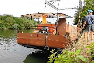 Barge NC for sale