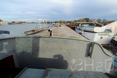 Unconverted Barge haccourth for sale