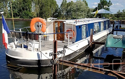 Barge - Unconverted Barge Friesland Boating for sale
