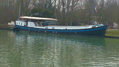 Barge Jos boel for sale