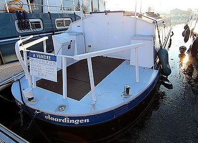 Barge Colling wood boat builders for sale