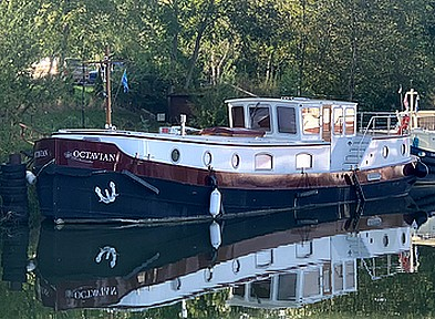 Barge Piper Boats for sale