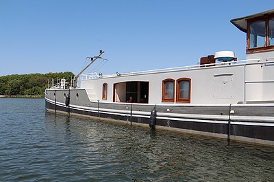 Barge Brouwer for sale