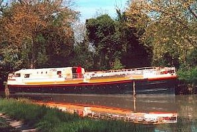 Barge Chantier Arles for sale