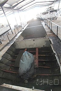 Unconverted Barge NC for sale