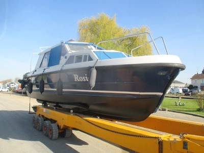 Motor Cruisers Bounty Boats for sale