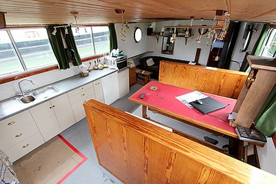 Barge Luxemotor for sale