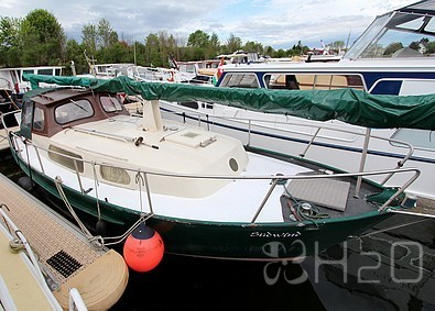 Sailing Boats - Motor Cruisers - Motor Sailer Daulsberg for sale