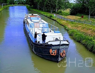 Barge De Dageraad for sale