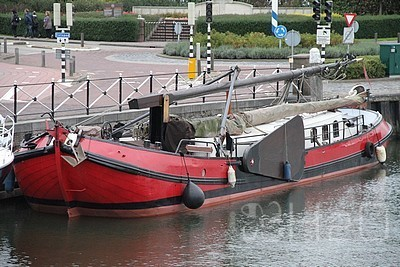 Barge Krimpen for sale