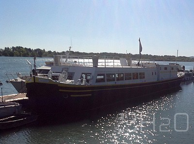 Barge Chantier Frouard BE for sale