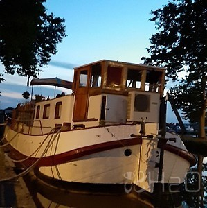 Barge Tjalk for sale