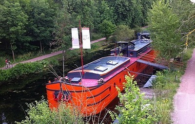 Barge SCAR Strasbourg for sale