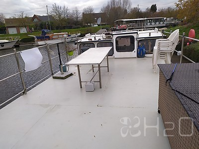 Barge Isnor for sale