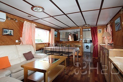 Barge De Foxhol NL for sale