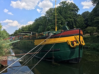 Barge - Freycinet Boel et Fils for sale