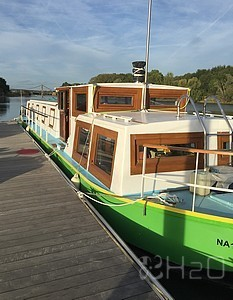 Barge Merre for sale