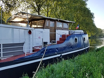 Barge - Freycinet Chantier DRU for sale