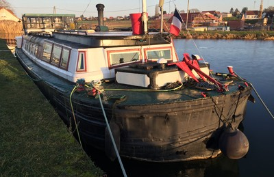 Barge Leeds & Liverpool for sale