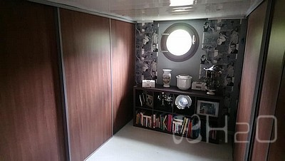 Barge - Freycinet Plaquet for sale